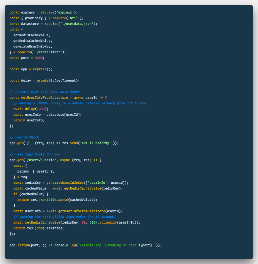 main file index.js