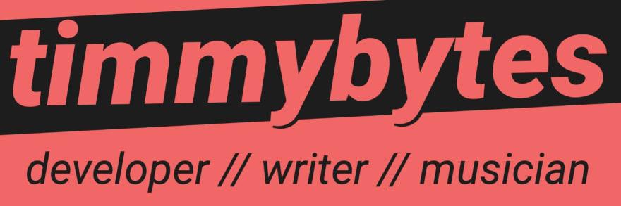 timmybytes portfolio image