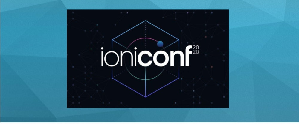 Cover image for Ioniconf2020 Slides & Code From My Talk On State Management In ReactJS