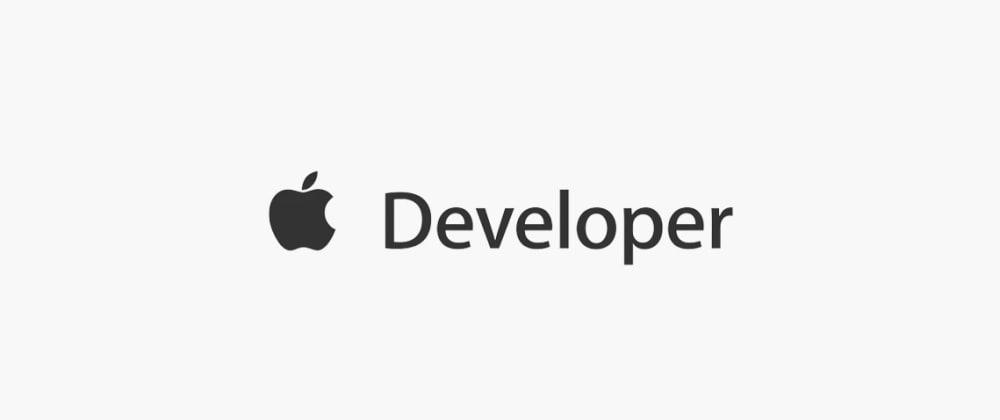 Developer apple