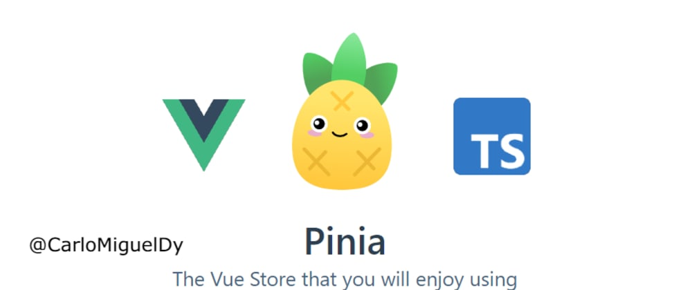 Cover image for Getting started with Vue 3 + Pinia Store + TypeScript by building a Grocery List App