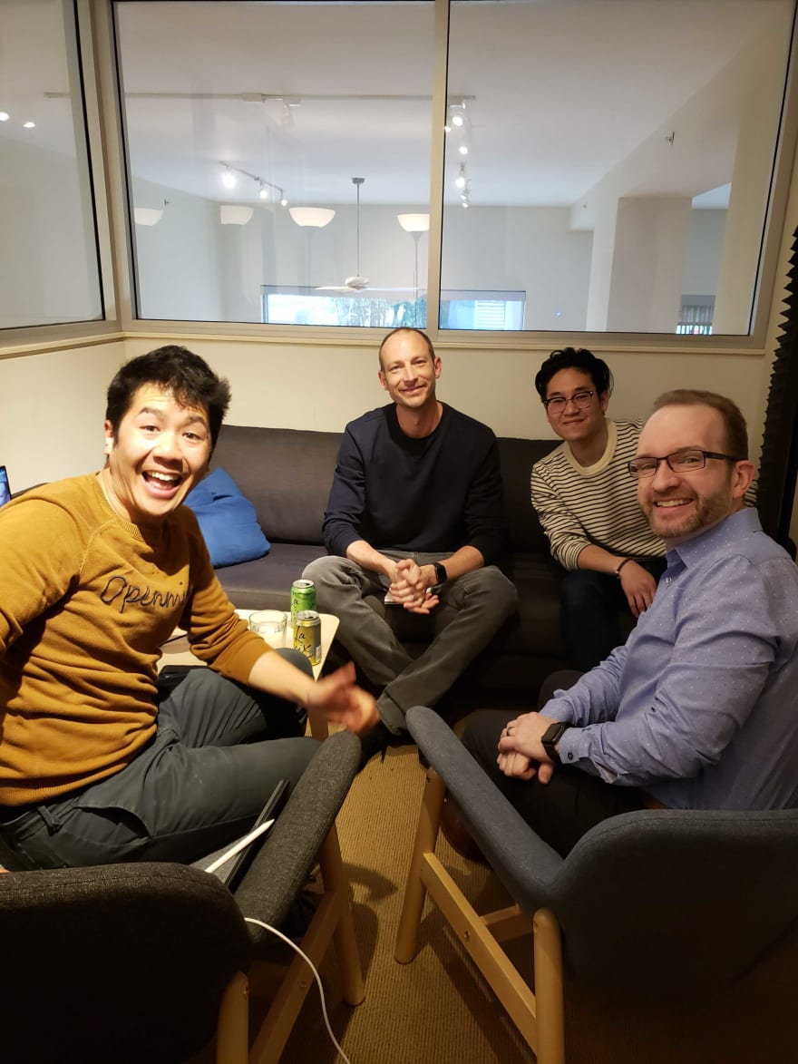CTO of Reddit, and Engineering Managers from Square and Zendesk