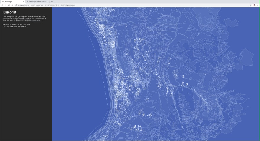 Mapbox Preview
