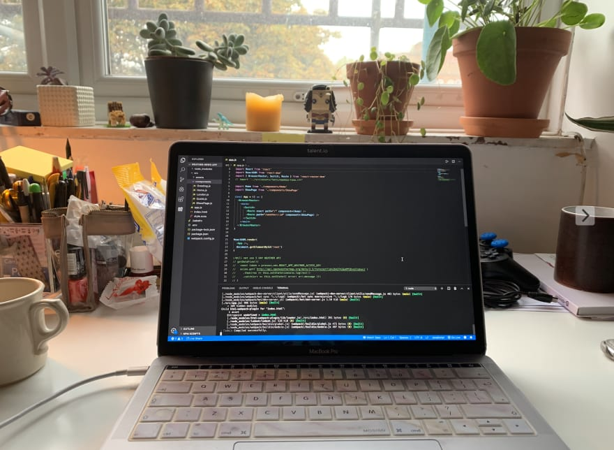 Weekend coding