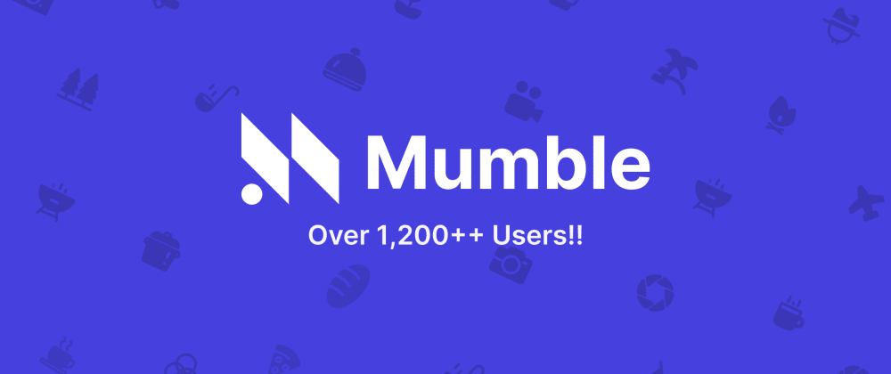 Cover image for Creating a decentralized chat called Mumble (rebranding to Bondfire soon)