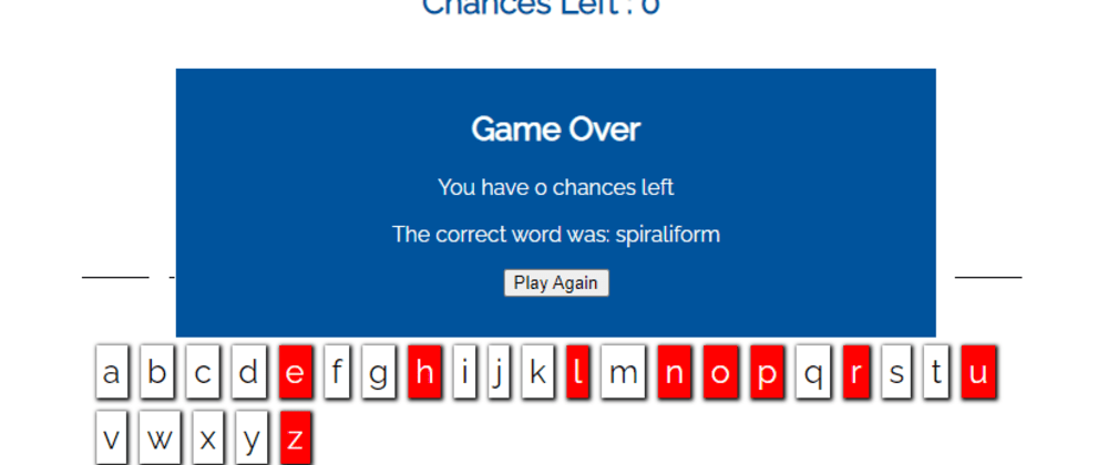 Cover image for How I built a simple 'word guessing game' using Javascript ( for Beginners )