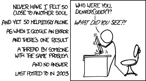 Relevant XKCD: Don't be DenverCoder9