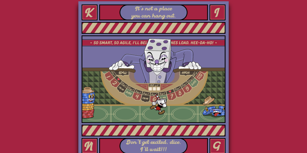 7 Awesome CSS Cards: 🎰 Cuphead Style ☕️ + (animation, pure CSS, tutorual) - DEV Community