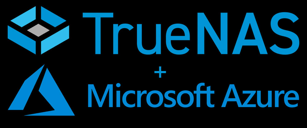 Cover image for Creating a TrueNAS appliance in Azure