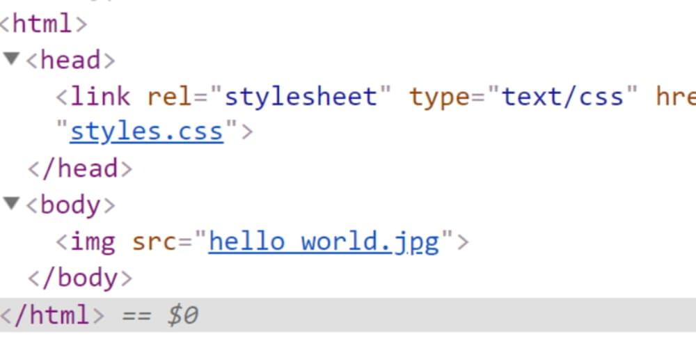 """href"""" vs  """"src"""" in HTML - DEV Community 👩 💻👨 💻"""