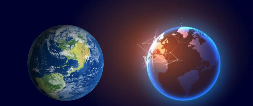 Cover image for Earth's Digital Twin