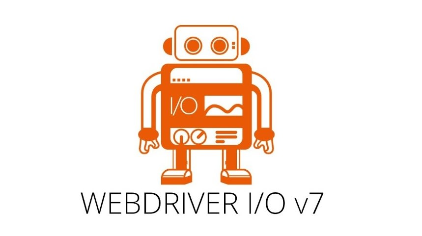 WebdriverIO version 7