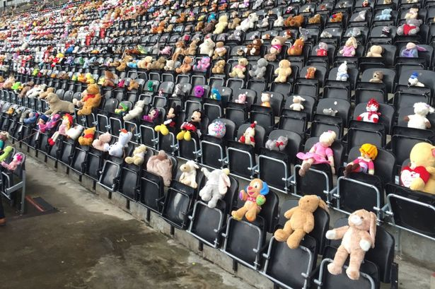 cuddly toys audience