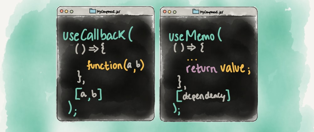 Cover image for Demystifying React Hooks: useCallback and useMemo