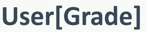 user[grade]