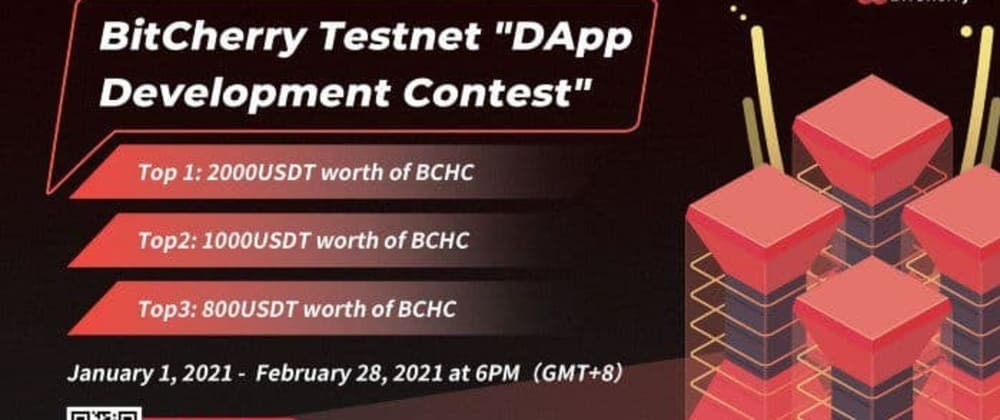 Cover image for Join Bitcherry Testnet Dapp Development Contest ( 1MILLION $BCHC to be won)