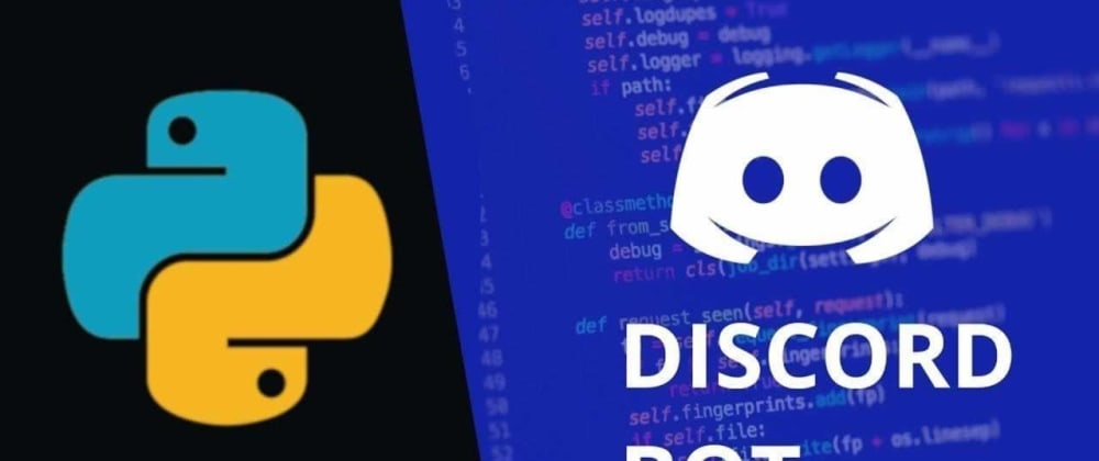 Cover image for Making and Deploying Discord Bot with Python