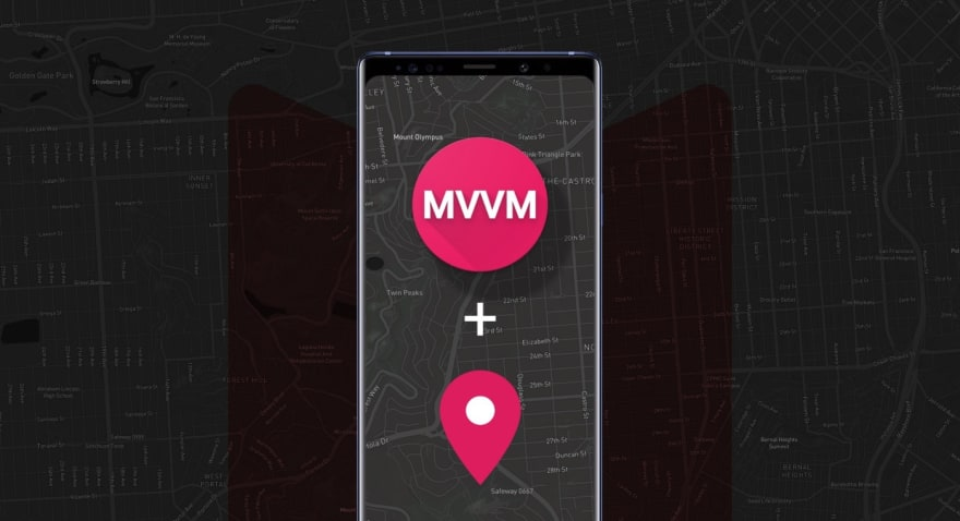 Implementing Location Detection Logic Without Breaking Android Application Architecture.