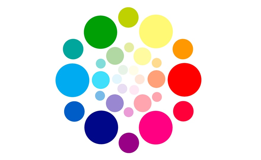 Colors to create a healthcare app