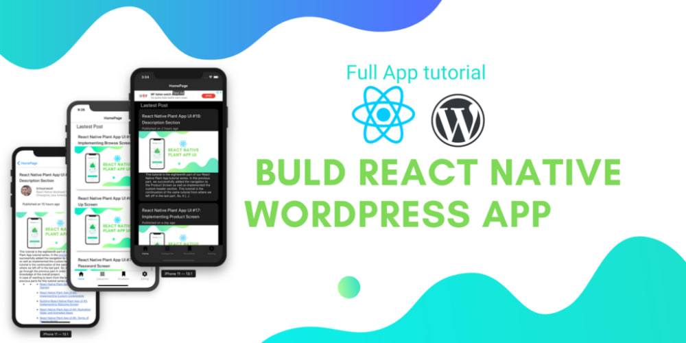 Build WordPress App with React Native #29 : Publish on App store
