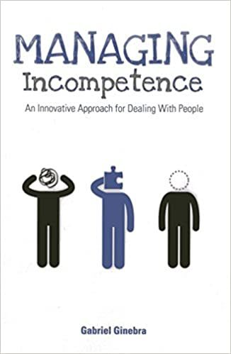 Managing incompetence - book cover