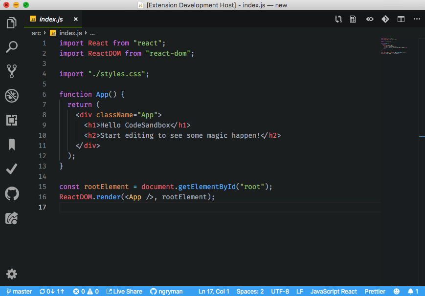 code-sandbox