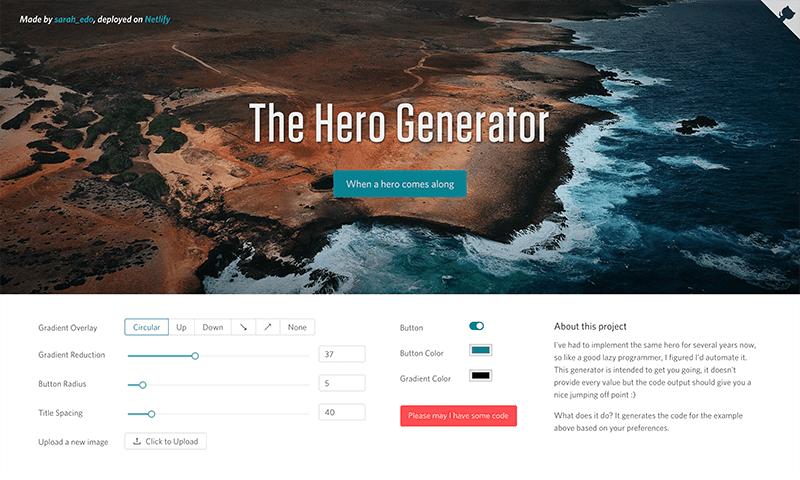 Hero Generator