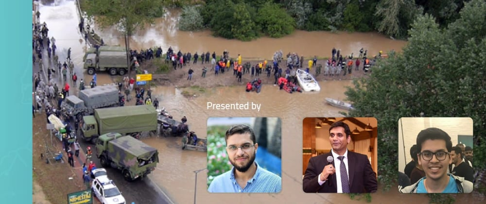 Cover image for Build an app using the Disaster Resiliency Starter Kit
