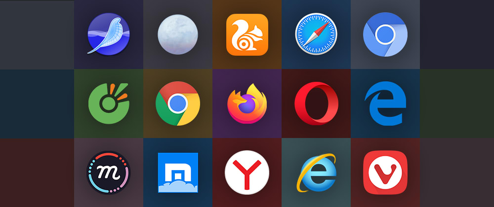 Cover image for What is your Favorite Browser?