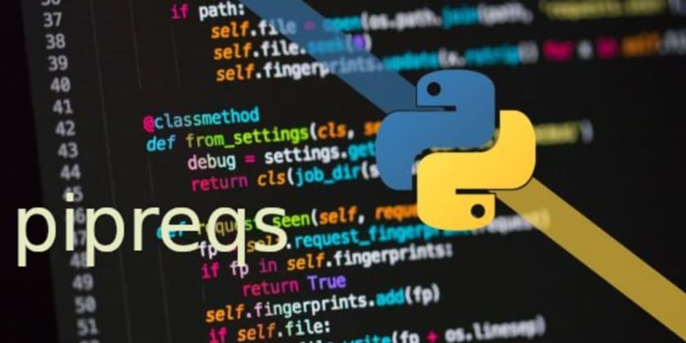 pipreqs: Automatically generate python dependencies - DEV Community