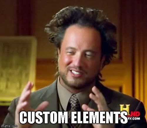 Easy apps with hyperHTML — 6, Customizing my custom elements - DEV