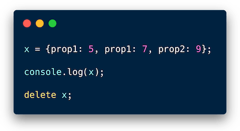 Non-Strict Code Example