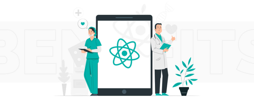 Benefits of React Native for Health Apps Development