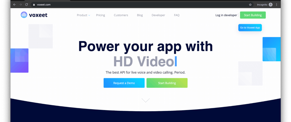 Cover image for Build a Video Conferencing App Using Dolby Voxeet and Stream Chat