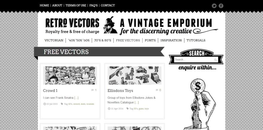 Free Vectors   Free Retro Vectors.png
