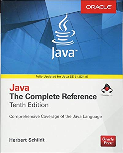 Java: The Complete Reference, Tenth Edition (Complete Reference Series) 10th Edition