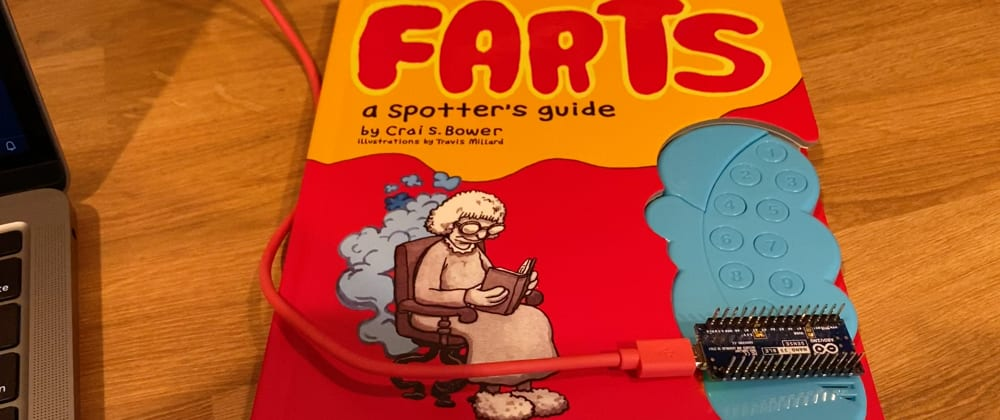 Cover image for Using TinyML to identify farts