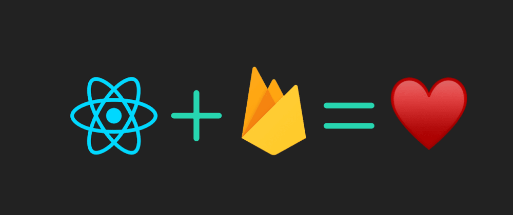 Cover image for Firebase Google authentication with React