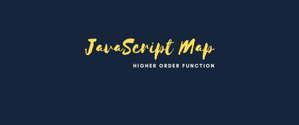 Cover image for Let's write the most famous JavaScript function together: Array.map