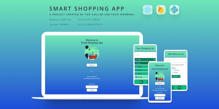 screenshot of application UI