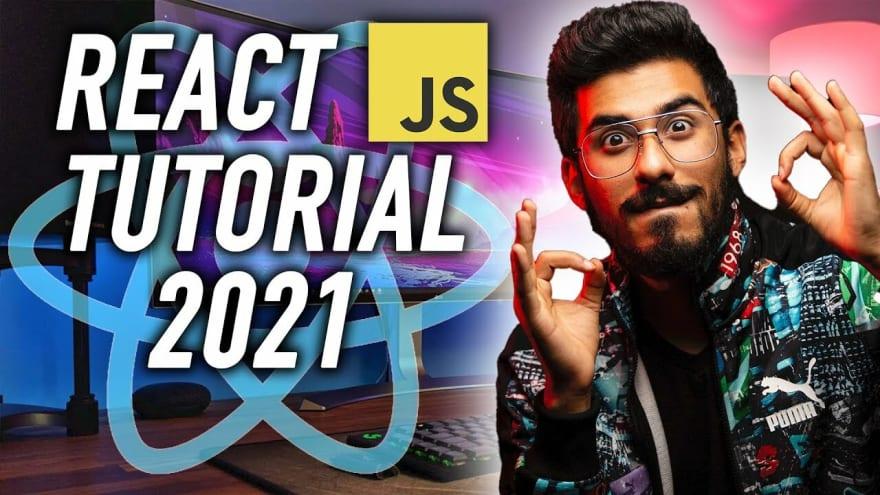 React JS Tutorial for Beginner
