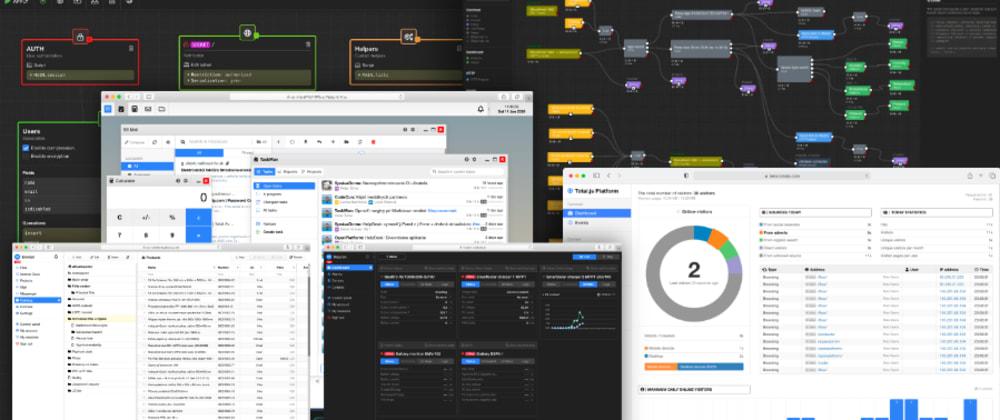 Cover image for Open-source JavaScript platform