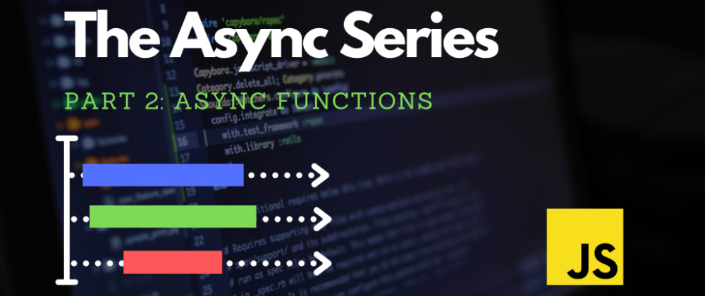 Cover image for The Async Series: Async Functions
