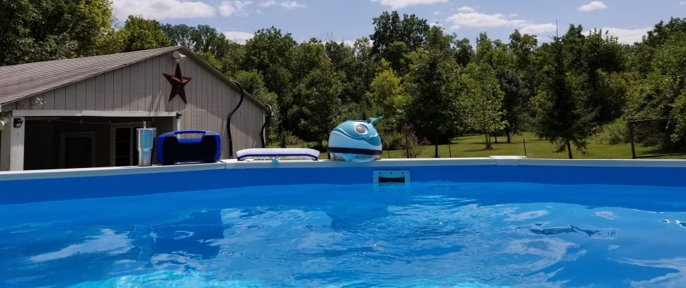 Cover image for Putting My Swimming Pool on the Internet - A Deep Dive Into Building a Pool Bot