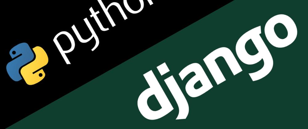 Cover image for The Social Blog using Django