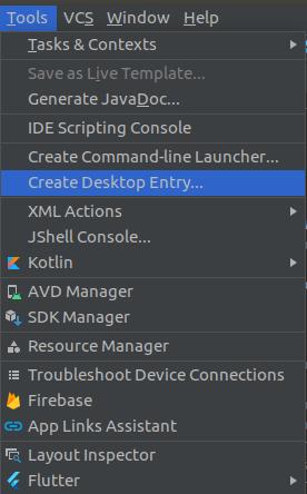 AS Desktop Entry