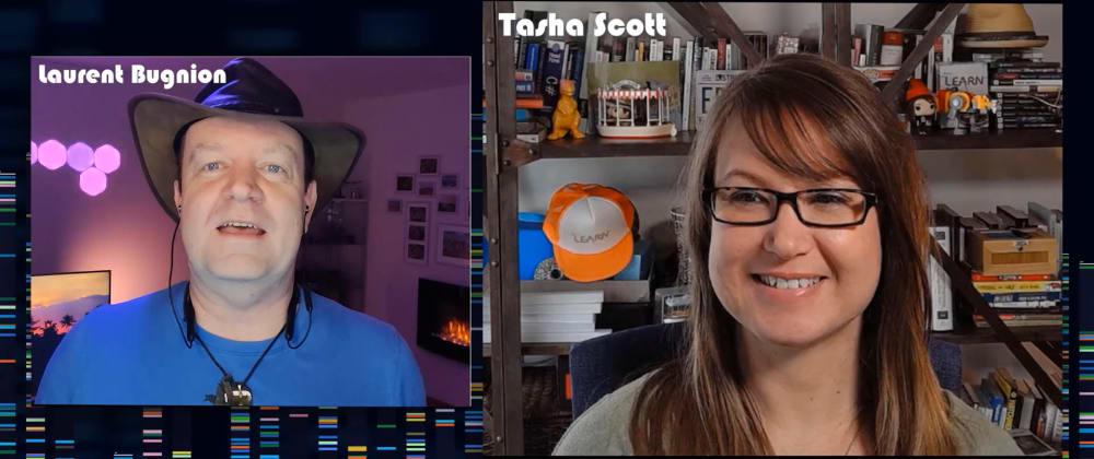 Cover image for Humans of Microsoft S01E02: Tasha Scott