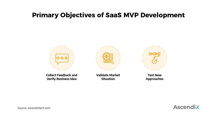 Primary Objectives of SaaS MVP Development