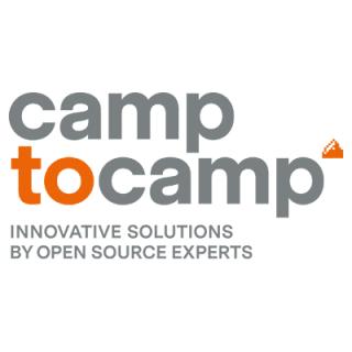 Camptocamp Geospatial Solutions logo
