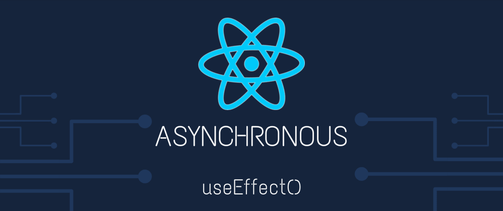 Cover image for `useEffect()` and `async`